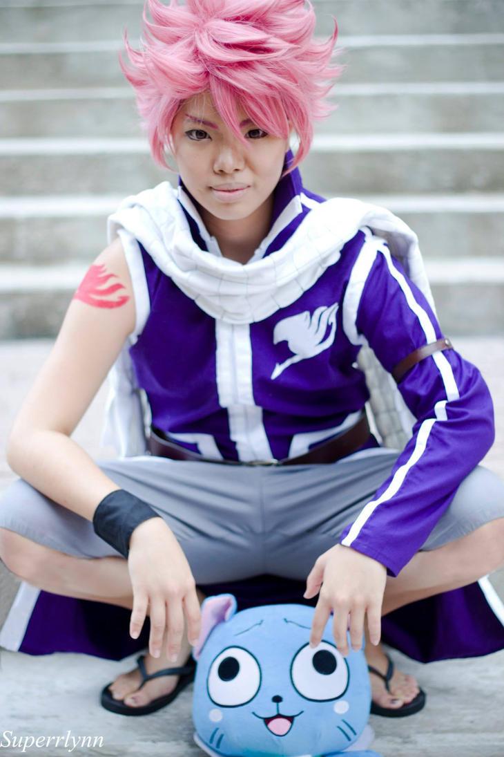 Fairy Tail: Fairy Games Natsu by xXSnowFrostXx