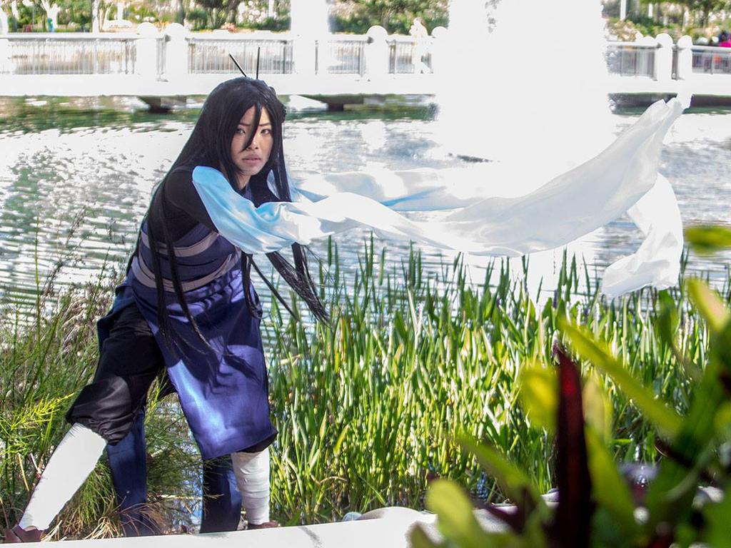 Avatar: Ming Hua I by xXSnowFrostXx