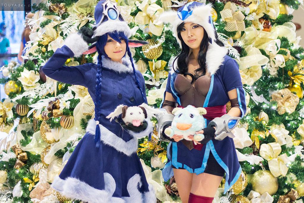 League: Winter Wonderland! by xXSnowFrostXx