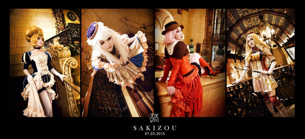 Sakizou - Sweets Collection by xXSnowFrostXx