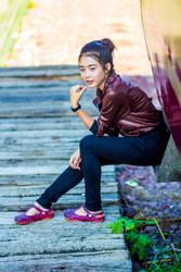 Kawpaeng Candid by samaragi