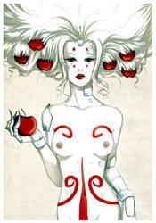 Apple Tree by dark-tarou