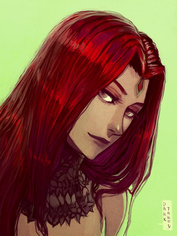 Commission: Anat by dark-tarou
