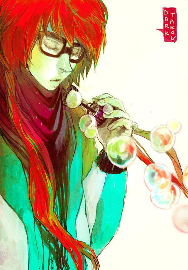 Bubbles 01 by dark-tarou
