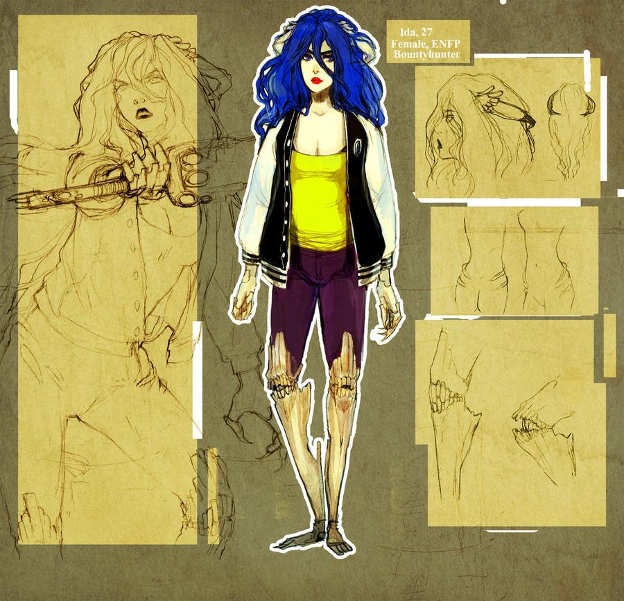 Ida_Profile by dark-tarou