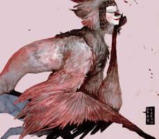 Happy harpy by dark-tarou