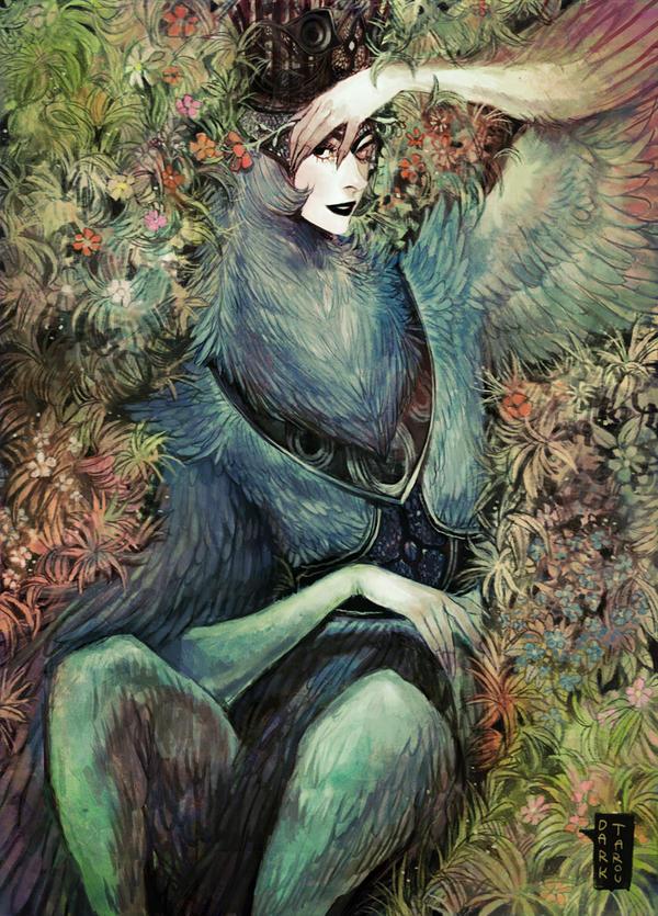 Happy harpy 02 by dark-tarou