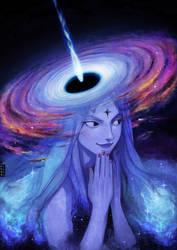 Black Hole by dark-tarou