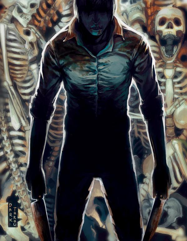 Hannibal by dark-tarou