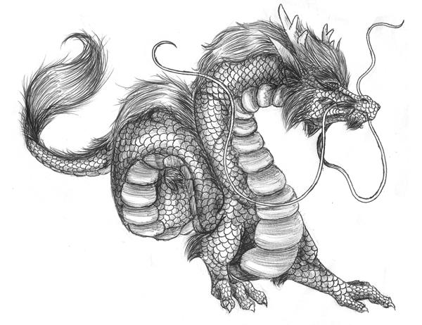 Chinese Dragon By Nirac On DeviantArt