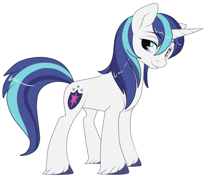 Shining Armor by Sugarcup91