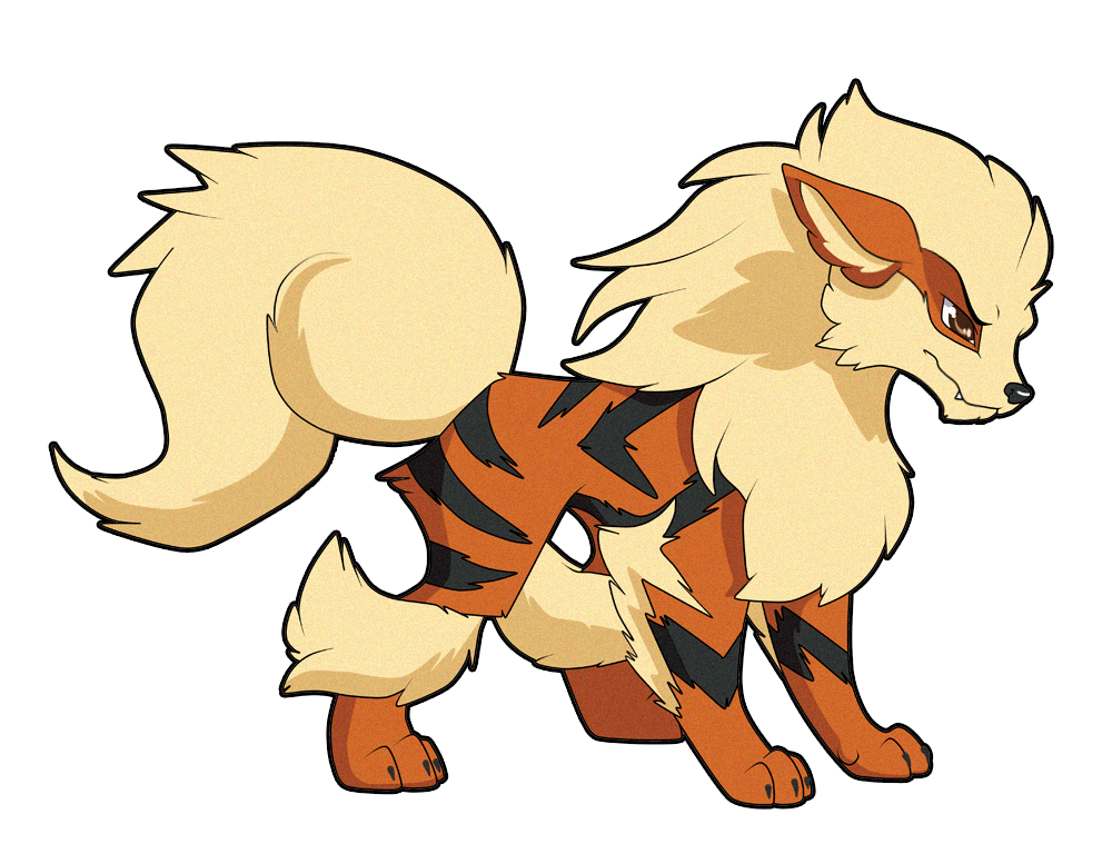 Monster inside me - Arcanine pics ...