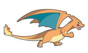 Charizard by Sugarcup91