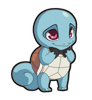 Squirtle by Sugarcup91