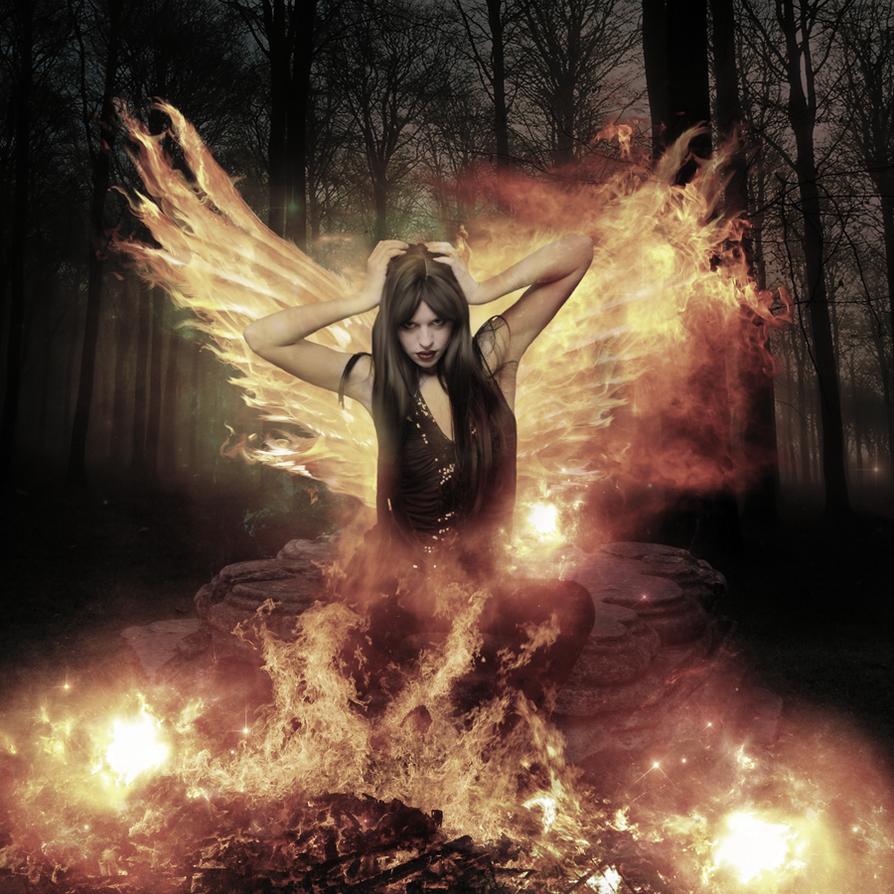 Phoenix by FantasyMuse