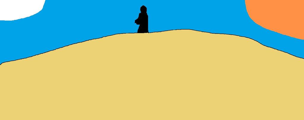 Into the desert. by waterwaytm