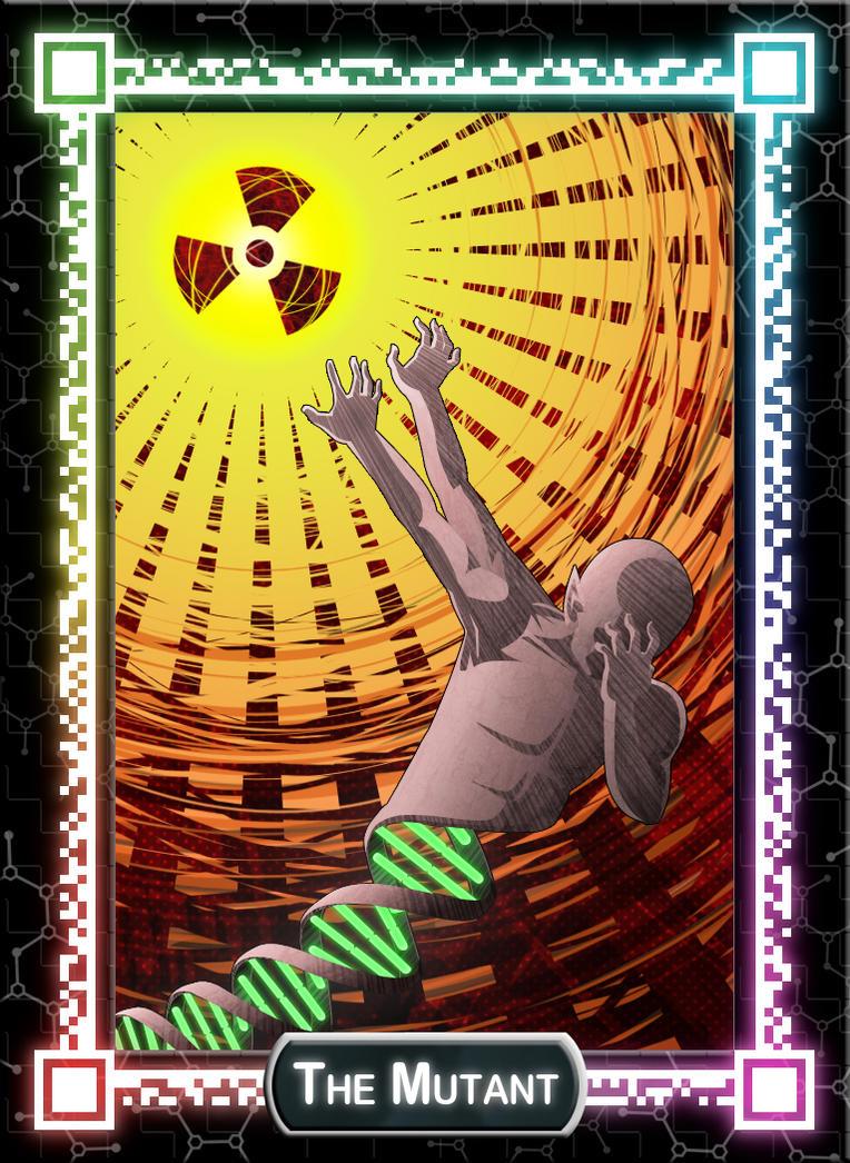 The Mutant by IlluminatedNewt