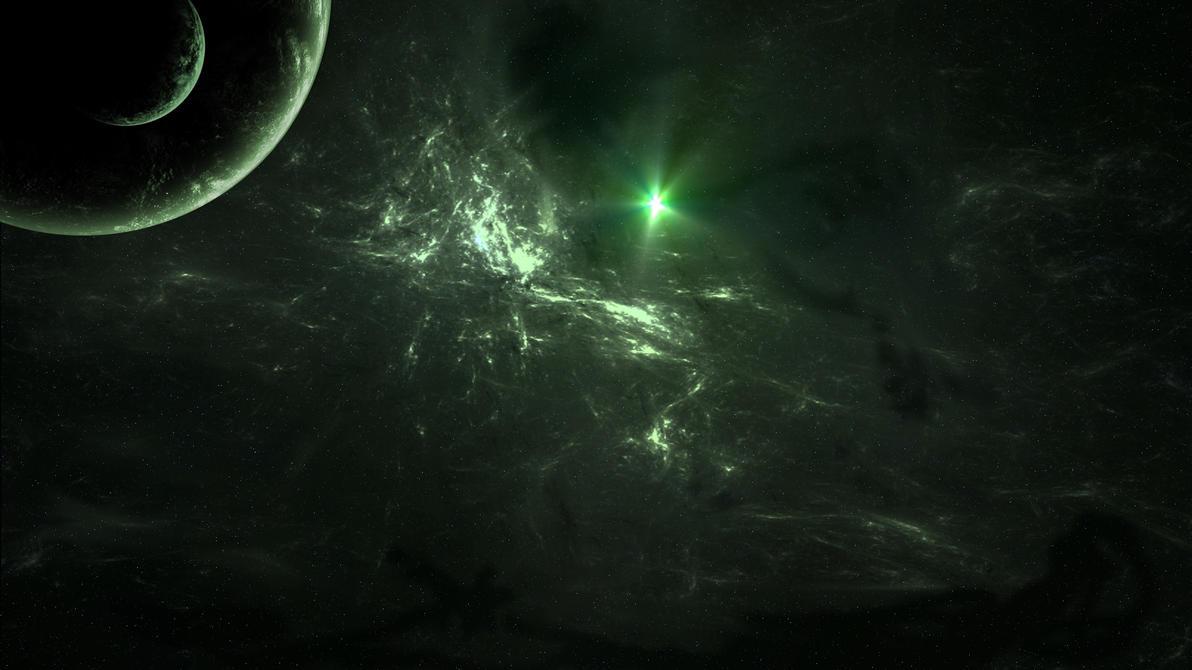 Ti-Omega Nebula by Enigz