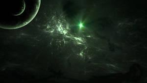 Ti-Omega Nebula