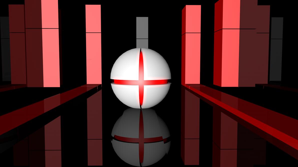 Stripe Room Test by Enigz