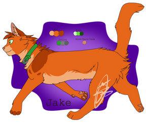   Jake   #006   by PandichDESIGNS