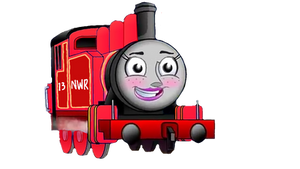 Red Rosie in TRAINS-FORMERS