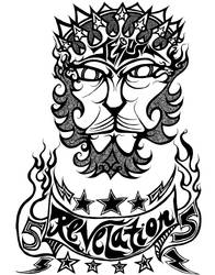 Lion of Juda by dawgwelder