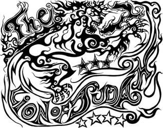 Lion of Juda 2 by dawgwelder