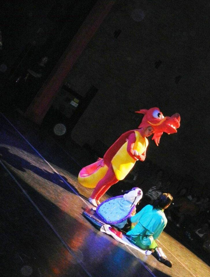 MULAN - Mushu, Mulan and Cri-kee by Tea-is-Better