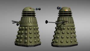 World war 2 Dalek (version 2) by Jim197