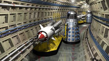 Dalek Missile Transfer