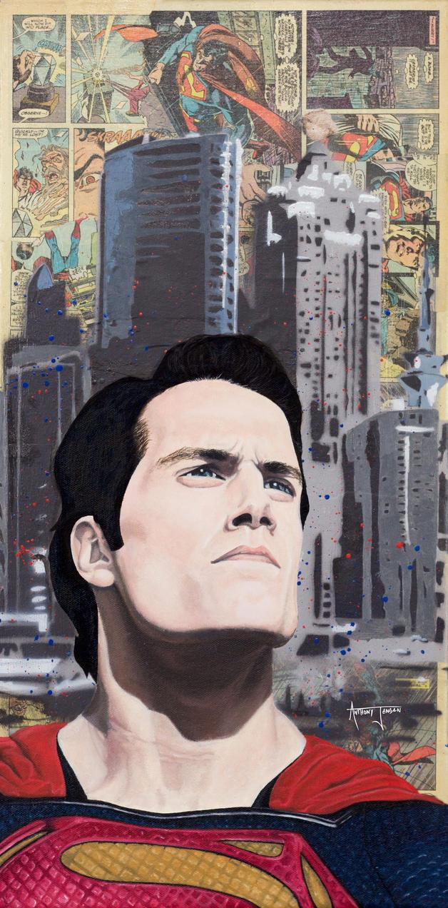 Son of Krypton by Anthonyjensen