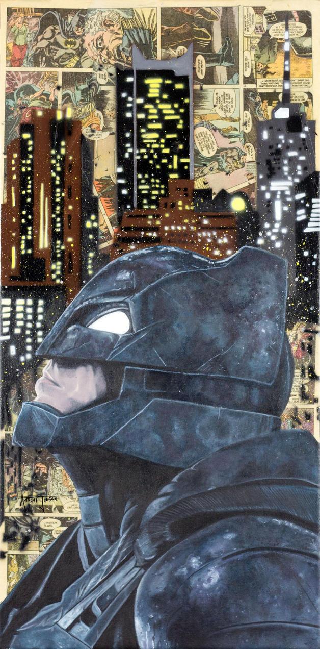 Bat of Gotham by Anthonyjensen