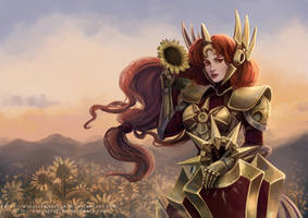 Sunflowers by Wingless-sselgniW