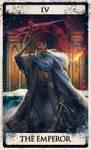Bloodborne tarot IV