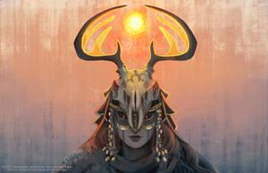 Deersun by Wingless-sselgniW