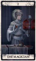Bloodborne tarot I by Wingless-sselgniW