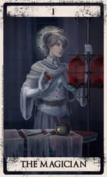 Bloodborne tarot I