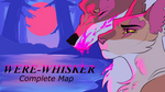 Were-Whisker Map thumbnail contest entry by sagebones