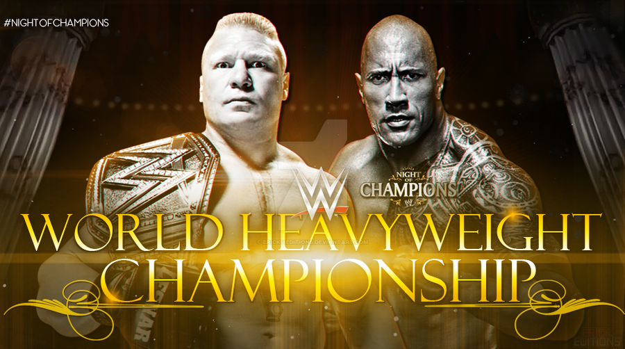 01941b063ae7d WWE Night of Champions - Custom MC. by Erick11Editions on DeviantArt