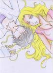 BLEACH - GinRan lay beside me