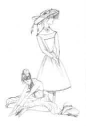 Fancy Dressed Girls