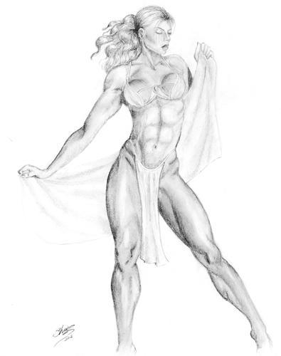 She Male Nude Warriors 102