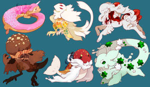 Food Critter Adopts 5: (CLOSED)