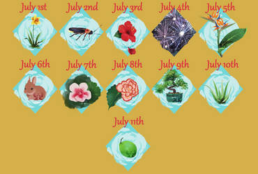 Plant-Fu Summer Advent [PREVIEW]