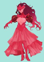 [T] Red Queen by KurokiKumo