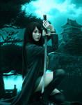 The Last Samurai by SV-Blackart