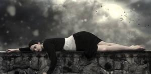 Prisoner of Despair by SV-Blackart