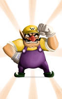 Wario is da Winner by AlOrozco
