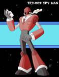 TF2-009: Spy Mann
